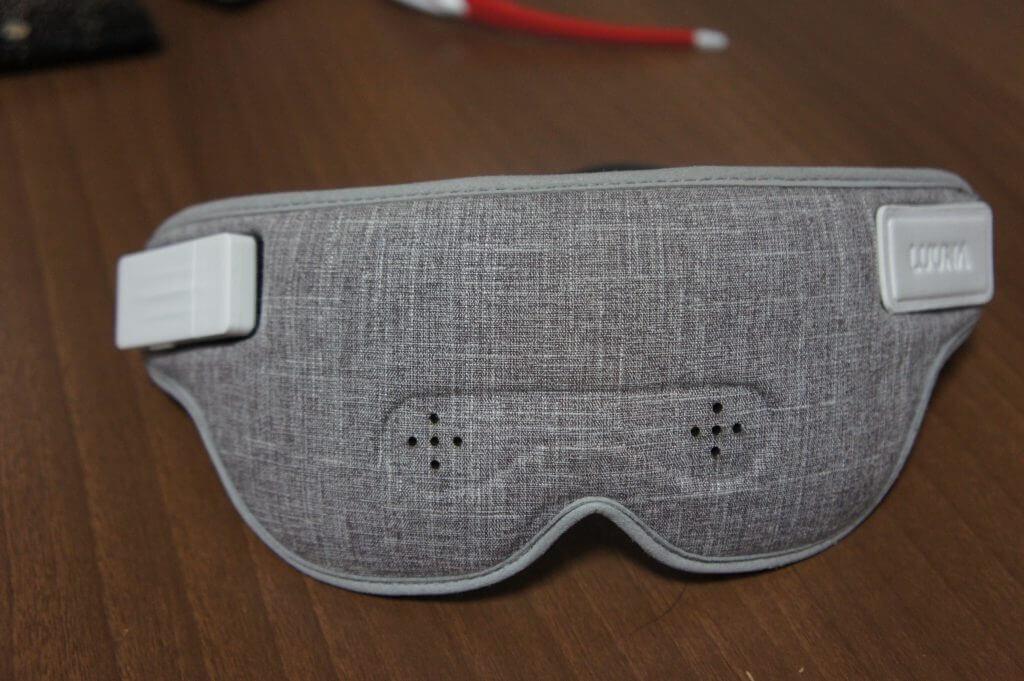 睡眠の質向上】LUUNAスマートアイマスクの使用レビュー