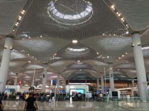 イスタンブール空港①